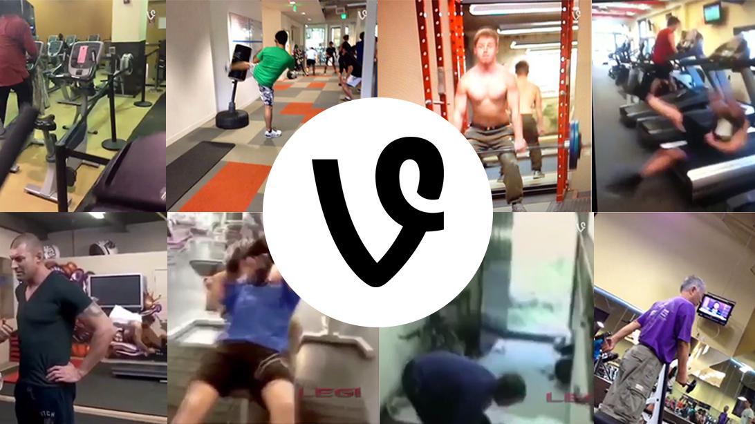 funniest gym vines 2014