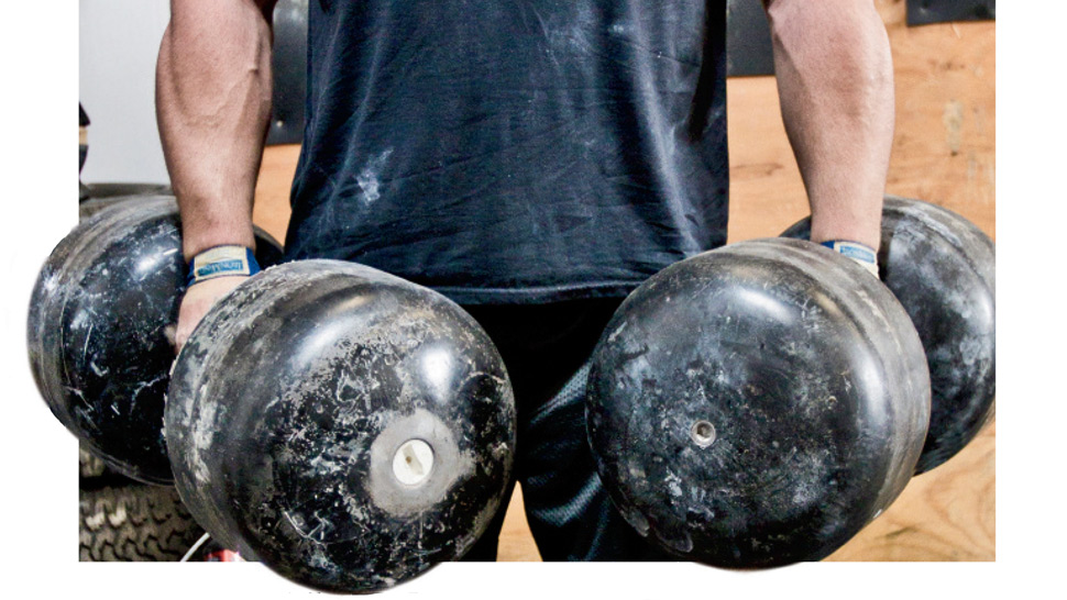 How to Build a Viselike Grip and Massive Forearms