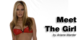 Meet The Girl: Moni Michaels