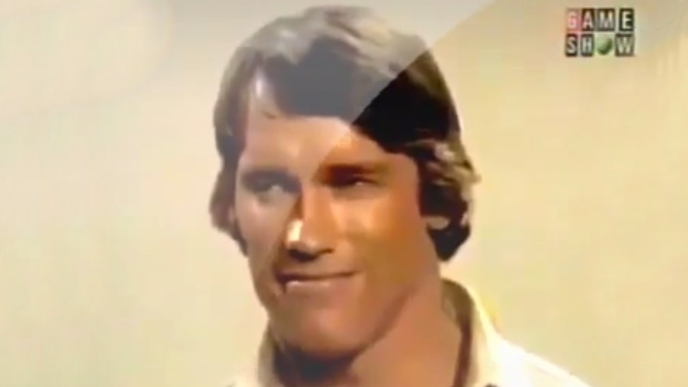 """Arnold Schwarzenegger on """"The Dating Game"""""""