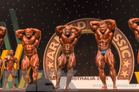 Finals Bodybuilding Comparisons - 2015 Arnold Classic Australia