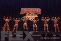 Prejudging Bodybuilding Comparisons - 2015 Arnold Classic Australia