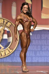 Sara Kovach - 2015 Fitness International