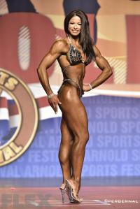 Michelle Blank - 2015 Fitness International