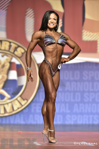 Myriam Capes - 2015 Fitness International