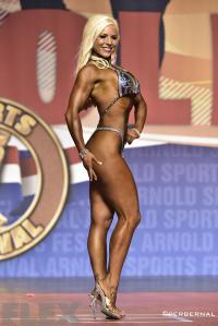 Ashley Sebera - 2015 Fitness International