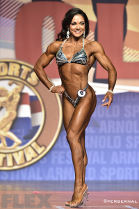 Fiona Harris - 2015 Fitness International