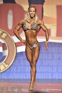 Bethany Cisternino - 2015 Fitness International