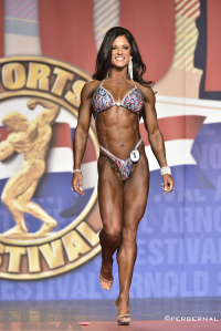 Julie Mayer - 2015 Figure International