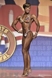Vera Mallet - 2015 Figure International