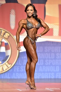 Latorya Watts - 2015 Figure International