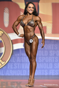 Myra Rogers - 2015 Figure International