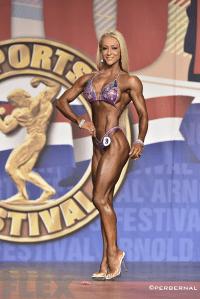 Amanda Doherty - 2015 Figure International