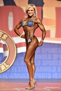 Gennifer Strobo - 2015 Figure International