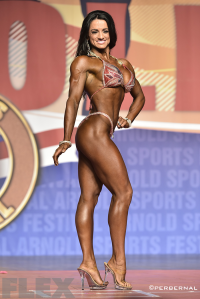 Heather Dees - 2015 Figure International
