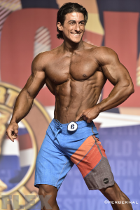 Sadik Hadzovic - 2015 Arnold Classic Physique