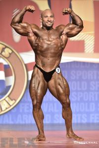Marco Rivera - 2015 Arnold Classic 212
