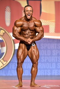Aaron Clark - 2015 Arnold Classic 212