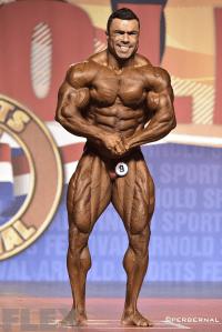 Eduardo Correa - 2015 Arnold Classic 212