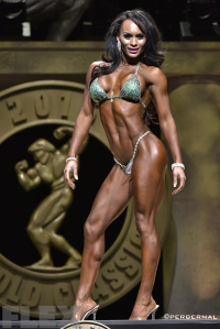 Kenea Yancy - 2015 Bikini International