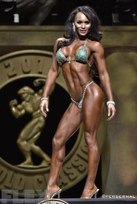 Kenea Yancy - 2015 Bikini International