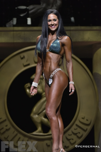 Ashley Kaltwasser - 2015 Bikini International