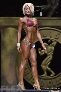 Anna Starodubteseva - 2015 Bikini International