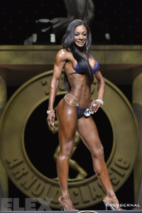 Bianca Berry - 2015 Bikini International