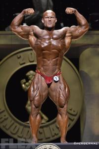 Ben Pakulski - 2015 Arnold Classic