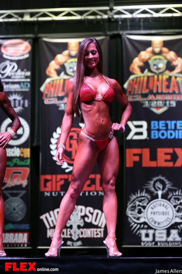 Lindsay Barnard - Bikini Overall - 2015 NPC Phil Heath Classic