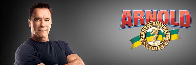 2015 Arnold Classic Australia