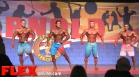 2015 Arnold Classic Physique Highlights