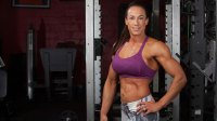 American Media, Inc.'s Weider Publications Signs IFBB Women's Physique Pro Dany Garcia