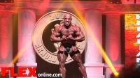 The 2015 Arnold Classic Posing Routine of Michael Kefalianos
