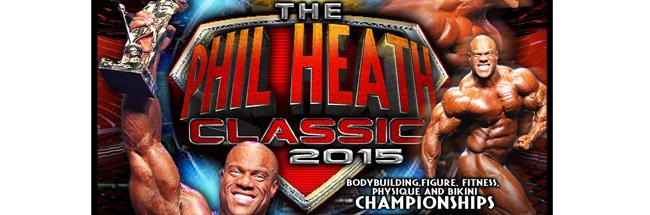 2015 NPC Phil Heath Classic