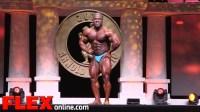 Shaun Joseph-Tavernier's 2015 Arnold Classic 212 Posing Routine