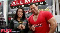 Steve Kuclo at the 2015 Arnold Sports Festival