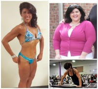 How One Woman Lost 212 Pounds and Became a Figure Competitor