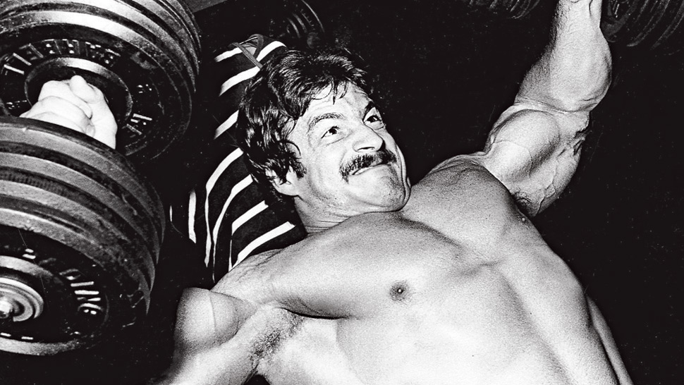 Mike Mentzer's High-Intensity Workout   Muscle & Fitness