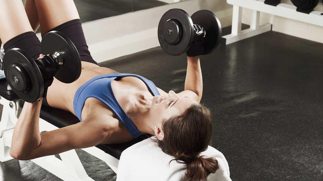 Силовые Тренировки Похудение.