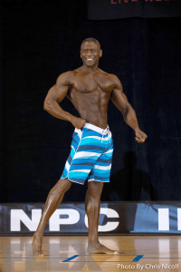 Michael Anderson - 2015 Pittsburgh Pro