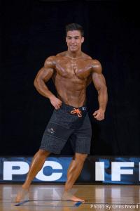 Daniel St. Peter - 2015 Pittsburgh Pro