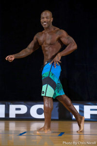 Antoine Williams - 2015 Pittsburgh Pro