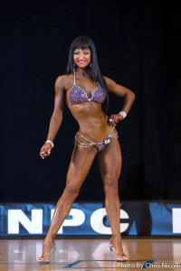 Michelle Ackerman - 2015 Pittsburgh Pro