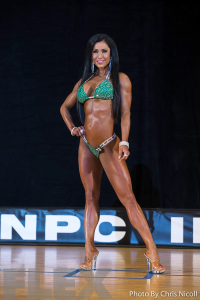 Stephanie Mahoe - 2015 Pittsburgh Pro