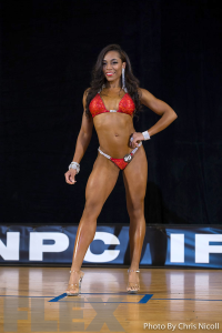 Satrice Rigsby - 2015 Pittsburgh Pro