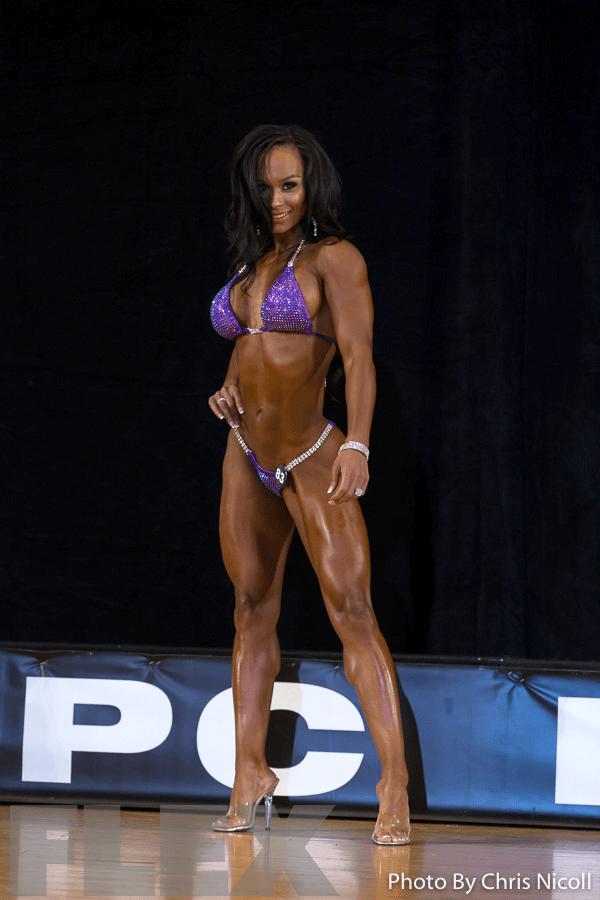 Kenea Yancey - 2015 Pittsburgh Pro