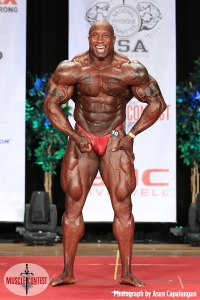 Keith Williams - 2015 California State Championships