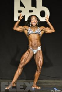 Ayanna Carroll - 2015 New York Pro
