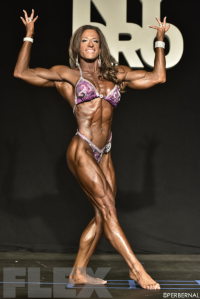 Michelle Cummings - 2015 New York Pro